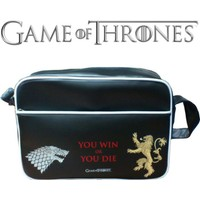 Sd Toys Game Of Thrones: You Win Or You Die Messenger Bag Omuz Çantası