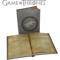 Sd Toys Game Of Thrones Stark Notebook With Light Işıklı Defter
