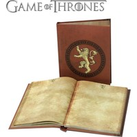Sd Toys Game Of Thrones Lannister Notebook With Light Işıklı Defter