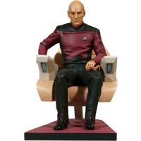 Hollywood Collectibles Star Trek: Captain Picard 1:6 Scale Statue