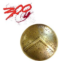 Museum Replicas 300 Spartan Round Brooch Spartalı Broşu