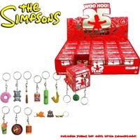 Kidrobot The Simpsons 25Th Anniversary Blindbox Series