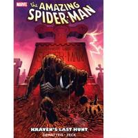 Marvel Comics Spider-Man Tp Kravens Last Hunt