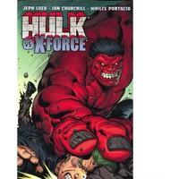 Marvel Comics Hulk Tp Vol 04 Hulk Vs X-Force