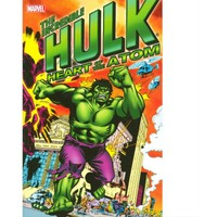 Marvel Comics Hulk Heart Of Atom Tp