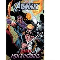 Marvel Comics Avengers Death Of Mockingbird Tp