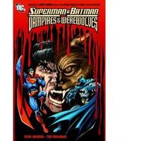 Dc Comics Superman & Batman Vs Vampires & Werewolves Tp