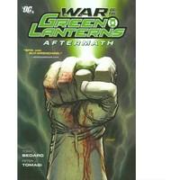 Dc Comics War Of The Green Lanterns Aftermath Hc