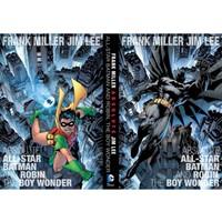 Dc Comics Absolute Batman & Robin Hc Batman Reborn