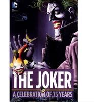 Dc Comics Joker A Celebration Of 75 Years Hc