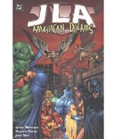 Dc Comics Jla Vol 2 American Dreams Tp