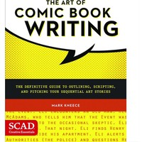 Pop Culture Art Of Comic Book Writing Definitive Guide Sc