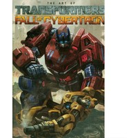 Idw Transformers Art Of Fall Of Cybertron Hc