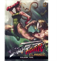 Pop Culture Street Fighter Classic Hc Vol 02 Cannon Strike