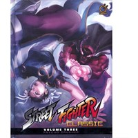 Pop Culture Street Fighter Classic Hc Vol 03 Psycho Crusher