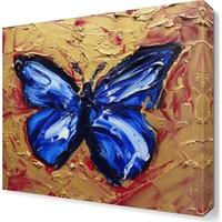 Dekor Sevgisi Sevimli Ayıcık Tablosu 45x30 cm