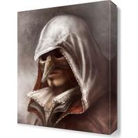 Dekor Sevgisi Expo Ezio Mask Tablosu 45x30 cm