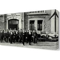 Dekor Sevgisi Atatürk TBMM Çıkarken Tablosu 45x30 cm