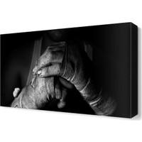 Dekor Sevgisi Box Canvas Tablo 45x30 cm