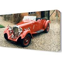 Dekor Sevgisi Aston Martin Canvas Tablo 45x30 cm