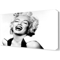 Dekor Sevgisi Marilyn Monroe5 Canvas Tablo 45x30 cm