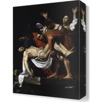 Dekor Sevgisi Matem Canvas Tablo 45x30 cm