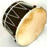 Gold Asm-Bd-46 Asma Davul