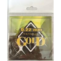 Gold 0,22 Profosyonel Divan Saz Teli Takımı