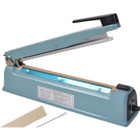 Packtech Poşet Ağzı Kapama Yapıştırma Makinası 40Cm