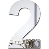 Decor Desing Dekoratif Harf Ayna Hv2