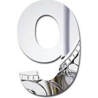 Decor Desing Dekoratif Harf Ayna Hv9