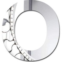 Decor Desing Dekoratif Harf Ayna Hvo