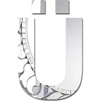 Decor Desing Dekoratif Harf Ayna Hvuu
