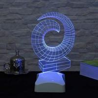 Decor Desing 3 Boyutlu Geometrik Lamba V23D002