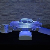 Decor Desing 3 Boyutlu Klasik Araba Lamba V23D074