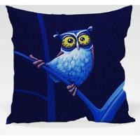 Decor Desing Baykuş Yastık Kılıfı Owl016