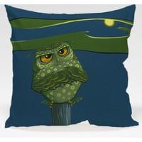 Decor Desing Baykuş Yastık Kılıfı Owl031