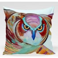 Decor Desing Baykuş Yastık Kılıfı Owl052