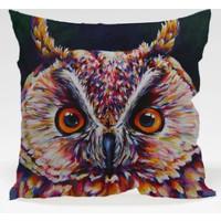 Decor Desing Baykuş Yastık Kılıfı Owl085