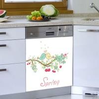 Decor Desing Beyaz Eşya Sticker Bev13