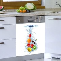 Decor Desing Beyaz Eşya Sticker Bev14
