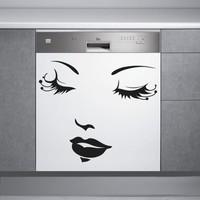 Decor Desing Beyaz Eşya Sticker Bev55