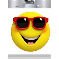 Decor Desing Beyaz Eşya Sticker Bul024