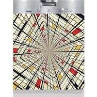 Decor Desing Beyaz Eşya Sticker Bul034