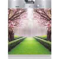 Decor Desing Beyaz Eşya Sticker Bul073