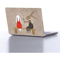 Decor Desing Laptop Sticker Le004