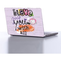 Decor Desing Laptop Sticker Le050