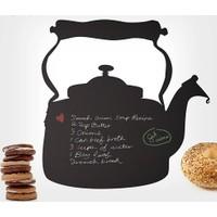 Decor Desing Çaydanlık Yazılabilir Sticker Ys31