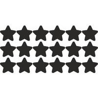 Decor Desing Şişe Veya Kutu Yazılabilir Sticker Ys68