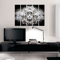 Decor Desing 5 Parçalı Dekoratif Tablo Bsrm023